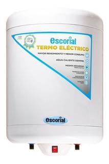 Termotanque Electrico Escorial 55 Lts De Colgar Carga Inferior