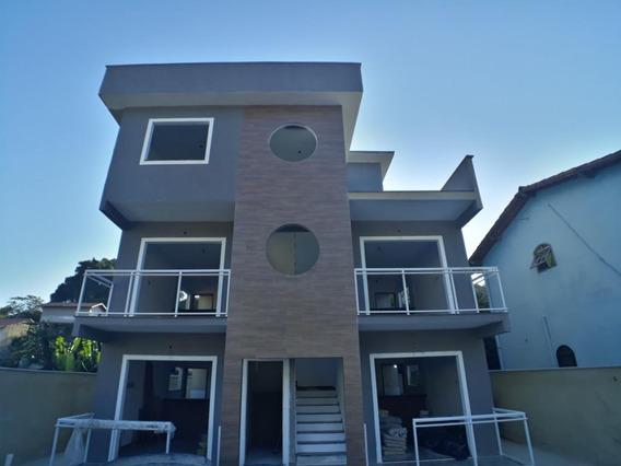 Apartamento Em Centro, Maricá/rj De 58m² 2 Quartos À Venda Por R$ 225.000,00 - Ap276041