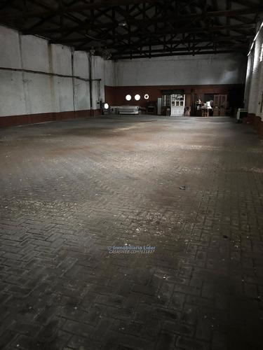 Local Industrial En Alquiler En Sayago