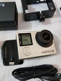 Camera Gopro Hero 4 Com Tela Usada