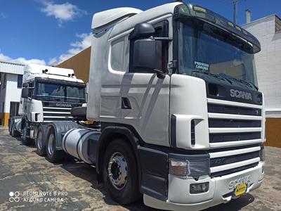 Scania 124 420 2007 6x2