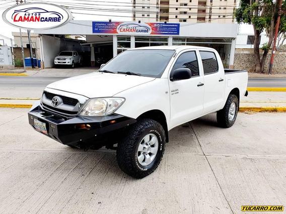 Toyota Hilux Sincronica 4x4 2.7 Lts