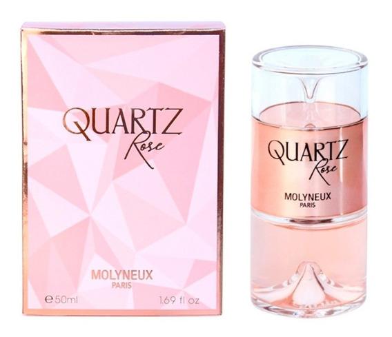Molyneux Quartz Rose 50ml Feminino | Original + Amostra