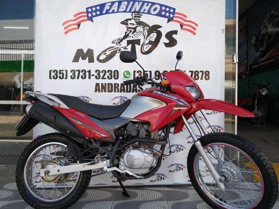 Honda Nxr 150 Bros Es 2011 Vermelha Novíssima!!!