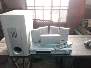 Vendo Solo Subwoofer De Home Theater Noblex Dvu 200