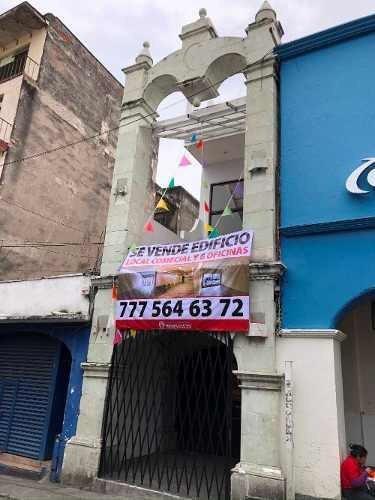 Edificio En El Centro Cuernavaca