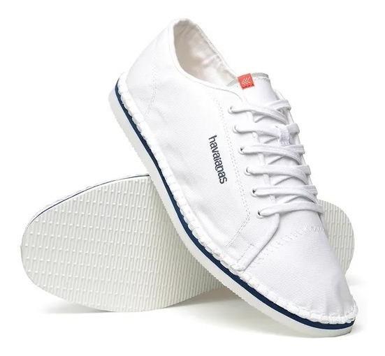 Alpargatas Havaianas Sneaker Layers - Branco