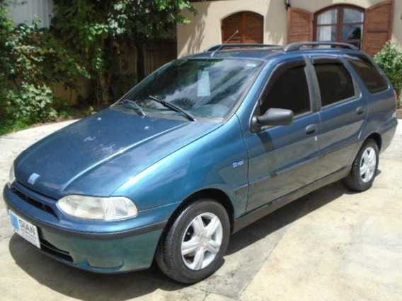 Fiat Palio Weekend 1.0 Mpi 6-marchas Completa