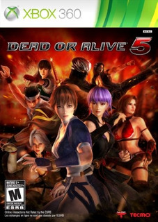 Videojuego: Dead Or Alive 5 Para Xbox 360 Tecmo Koemi