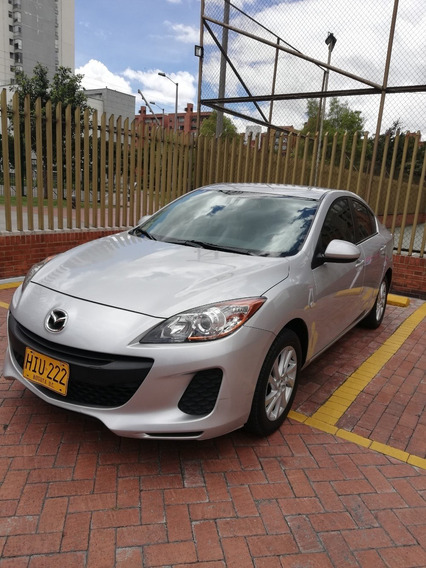 Mazda 3 All New 5 Puertas Plata