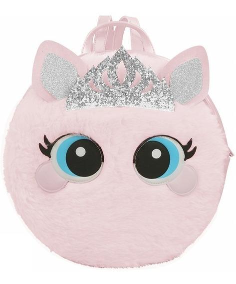 Pampili Mochila Dots Pelucia Princesa Inverno 2019