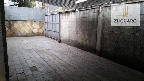 Terreno Excelente No Centro De Guarulhos - Te0788