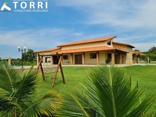 Imagem 1 de 20 de Chácara À Venda Em Porangaba - Ch00405 - 69819435