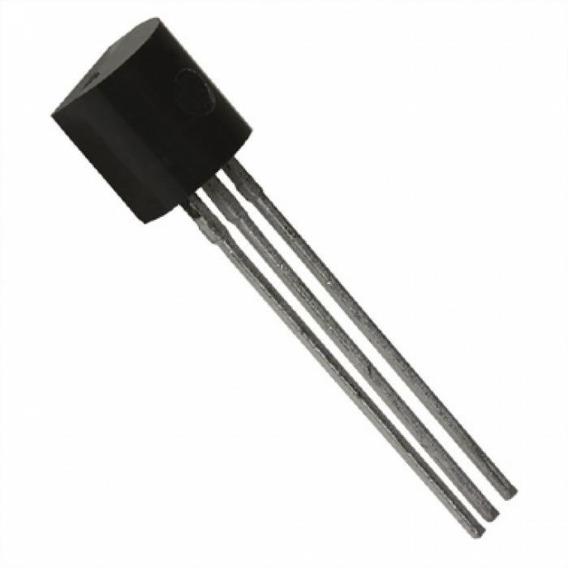 100 X Transistor Ncc 5551 Npn Fitado