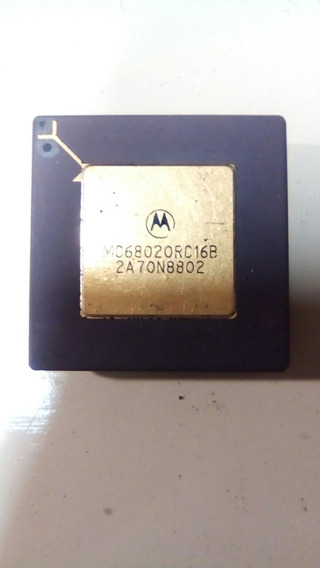 Motorola Mc68020rc16b