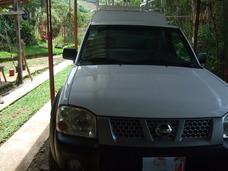 Nissan Frontier,cabina Sencilla,furgon.blanco.aire Acondicio