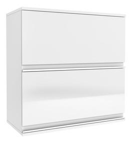 Módulo Aéreo Para Cozinha Itatiaia Belíssima 2 Portas Branco