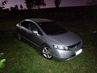 Honda Civic 2007 1.8 Lxs Aut. 4p