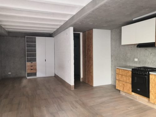 Loft En Centro (área 4) / Cuauhtémoc - Grb-829-lo