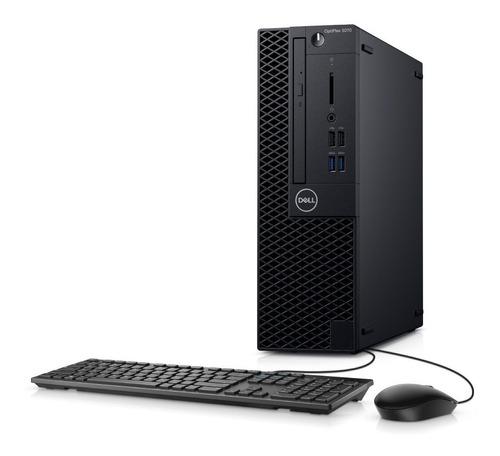 Imagem 1 de 3 de Pc Dell 3070 Core I3 9100t 8gb Ddr4 Ssd 480gb Vídeo 2gb Ddr5