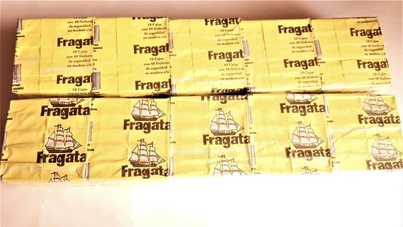 Fosforos Fragata Tiras X 50 Cajitas