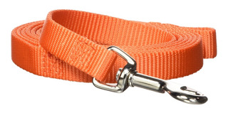 Hamilton Single Thick Deluxe Nylon Lead With Swivel Snap, An
