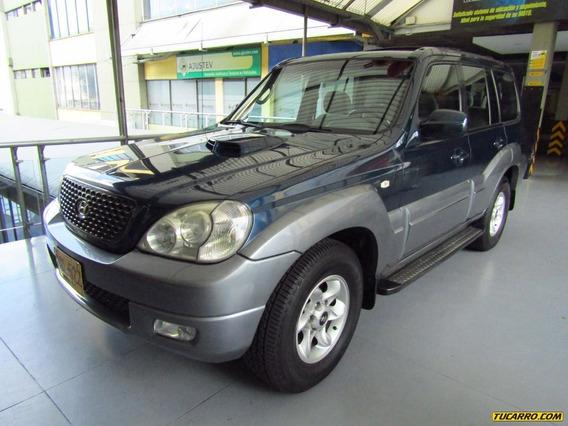 Hyundai Terracan Mt 2500 4x4