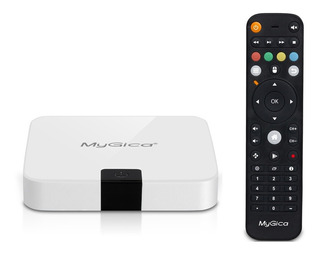 Android Tv Box Mygica Atv495x, Smart Tv, 4k Hdr, H.265, Kodi