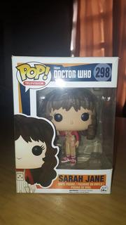 Funko Pop Doctor Who Sarah Jane 298