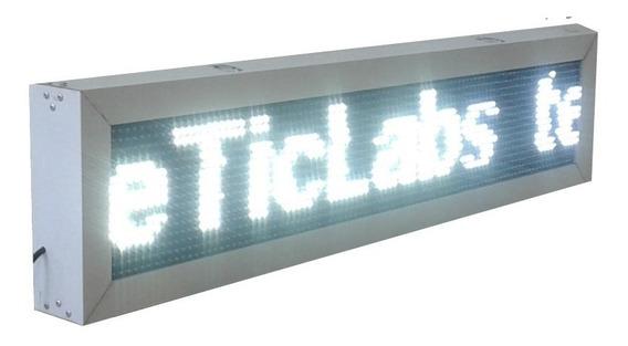 Vendo Letrero Led Programable Por Bluetooth Eticlabs