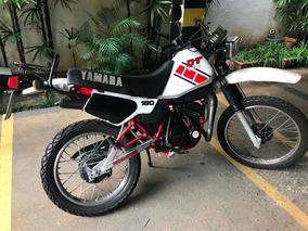 Yamaha Dt 180n 1985 Doc Ok
