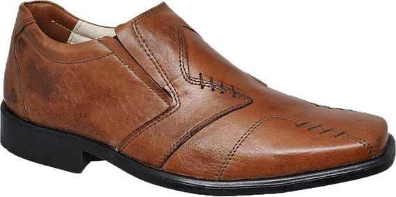 Sapato Masculino Social Couro Legítimo Conforto Marca Pierrô