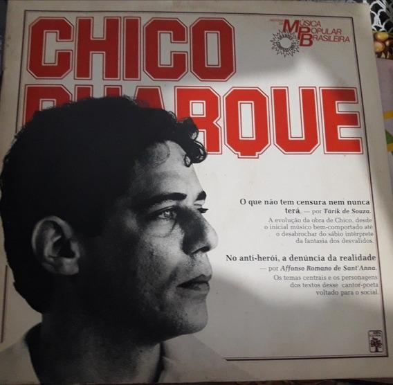 Vinil Chico Buarque