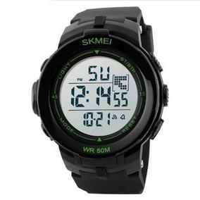 Relógio Masculino Skmei Digital 1127 Pt-vd