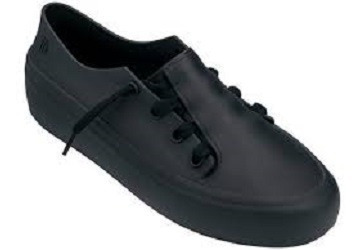Ttenis Melissa Utiliza Sneaker Preto Original 33/34 Rj
