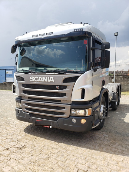 Scania P360 6x2 Opticruise Trucada Ano 2015 / Financiamos