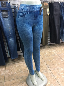Leggings Jean De Dama