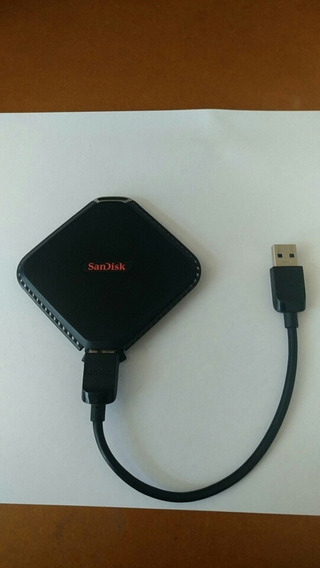 Ssd Sandisk (extreme) - Americano