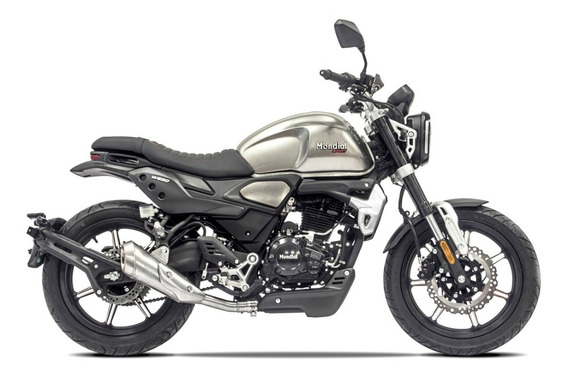 Moto Mondial W250 Sport Moto Chopper 0km Financiada Cuotas