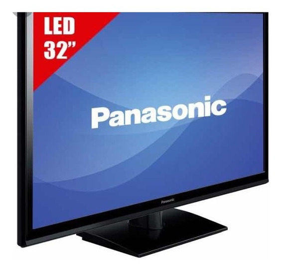 Tv Led Panasonic 32 Nuevo En Su Caja