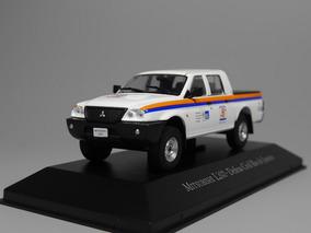 Miniatura - Mitsubishi L200 4x4 Gl , 2007 - 1:43 - Ixo