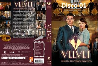 Dvd - Velvet - A 1º Temporada - Legendado
