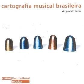 Cd Cartografia Musical Brasileira - Rio Grande Do Sul Gaúcha