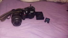 Câmera Profissional Nikon D5100