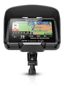 Navegador Gps Multilaser Tracker Para Moto Tela 4.3 - Gp040