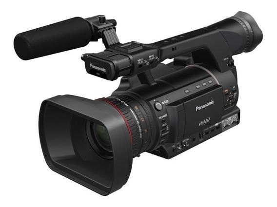 Filmadora Profissional Panasonic Ag-hpx250 P2hd Nxdcam Dvcam