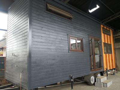 Tiny House - Casa Pequeña Minimalista - Casa Prefabricada