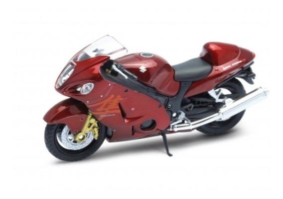 Coleccion Motos De Leyenda N°13 Suzuki Hayabusa