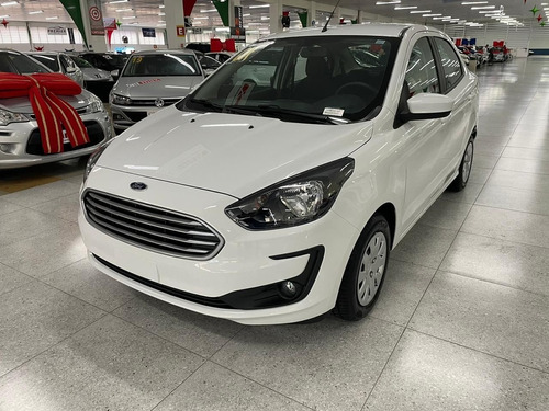 Ford Ka + Se 1.0, Veículo Zero Km