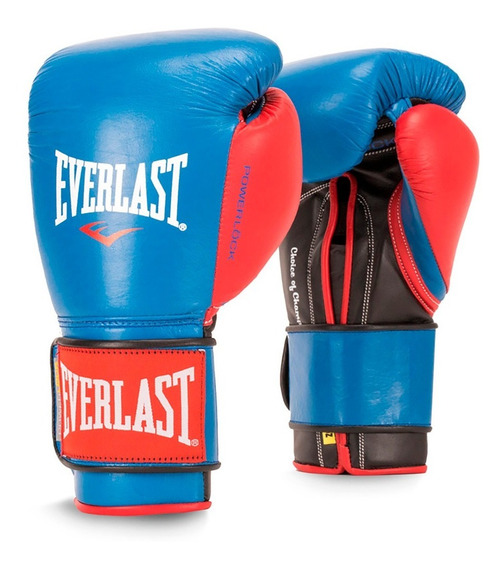 Guantes Powerlock Pro Fight - Everlast Oficial